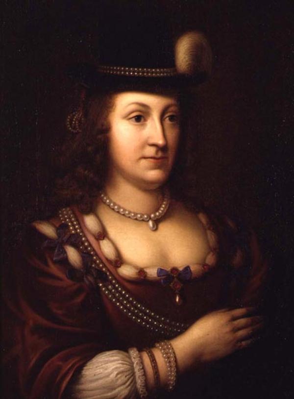 Leonora Christina  Ukendt kunstner  1800 tallet  Rosenborg Slot