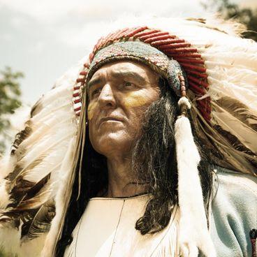 Nordamerikas indianere