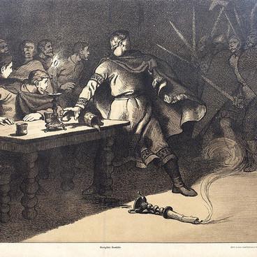 Blodgildet i Roskilde 1157