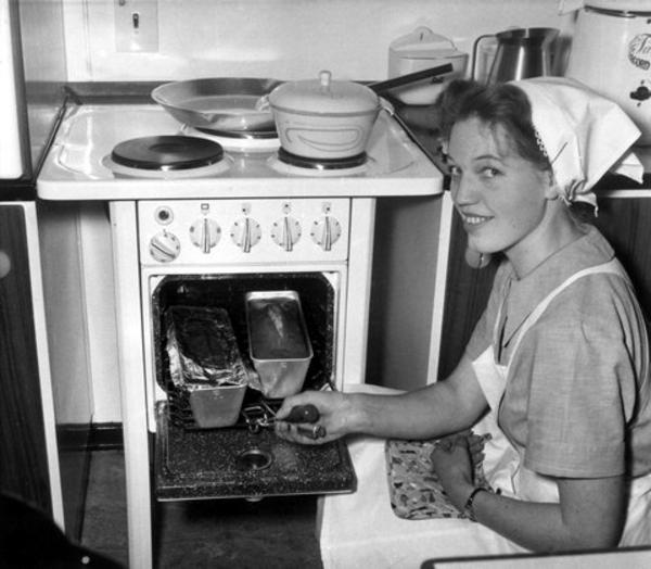 Billedresultat for husmødre i 1940'erne
