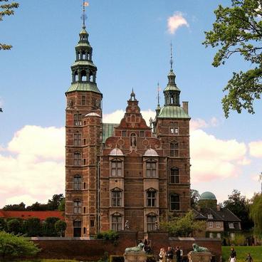 Rosenborg og Børsen