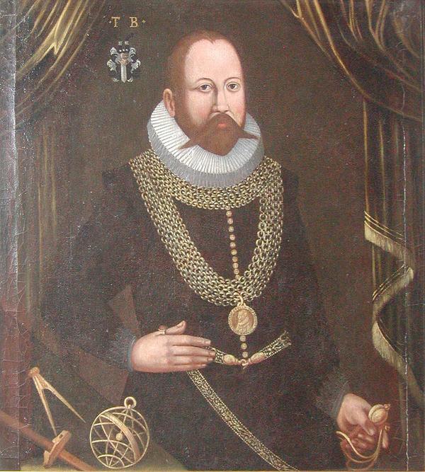 Tycho Brahe ny stine