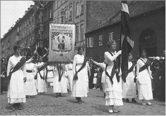 kvinderettigheder Viborg